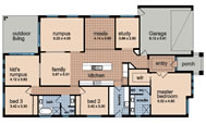Click Aspen Floor Plan to view larger PDF version